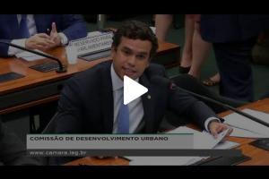 Embedded thumbnail for Beto Pereira denuncia que no país há 44 mil casas inacabadas em programa de habitação popular